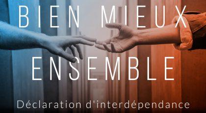 Déclaration d'interdépendance